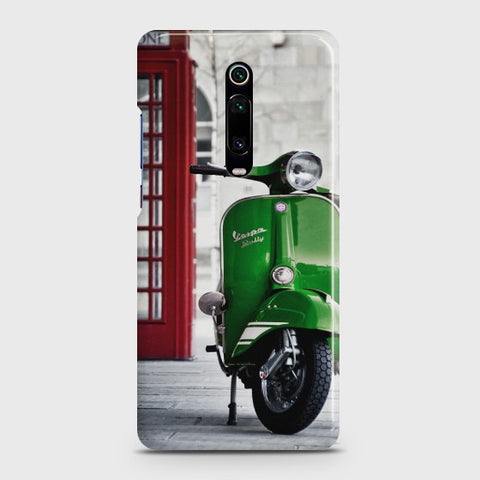 XIAOMI MI 9T Vintage Vespa Customized Case