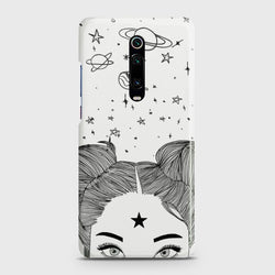 XIAOMI MI 9T Pro Space Girl Customized Case