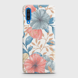 SAMSUNG GALAXY A50S Seamless Flower Case