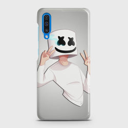 SAMSUNG GALAXY A50S Marshmello Face Case