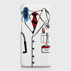 SAMSUNG GALAXY A50S Doctor Costume Case