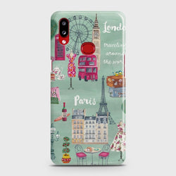 SAMSUNG GALAXY A10S London, Paris, New york Case