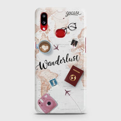 SAMSUNG GALAXY A10S World Journey Case