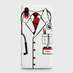SAMSUNG GALAXY A10S Doctor Costume Case
