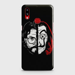 SAMSUNG GALAXY A10S MONEY HEIST PROFESSOR Case