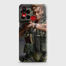 SAMSUNG GALAXY A10S Ultimate John Matrix Case