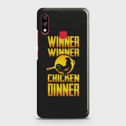 INFINIX HOT 7 PRO PUBG Chicken Dinner Case