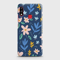 INFINIX HOT 7 PRO Colorful Flowers Case