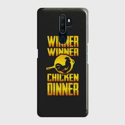 OPPO A5 2020 PUBG Chicken Dinner Case