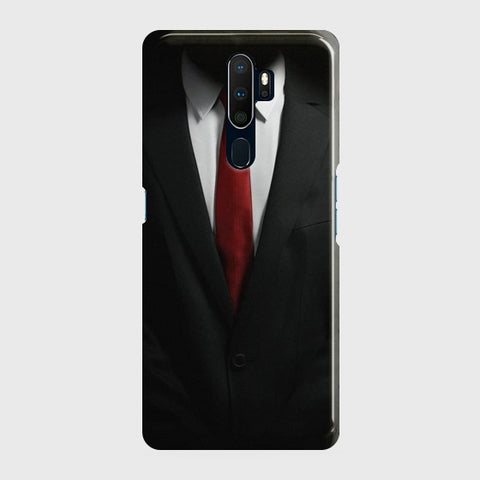 OPPO A9 2020 Hitman Costume Case