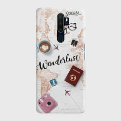 OPPO A5 2020 World Journey Case