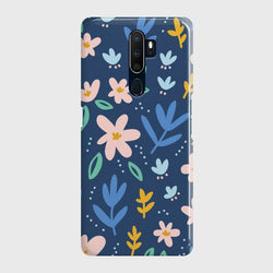 OPPO A9 2020 Colorful Flowers Case