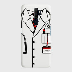 OPPO A5 2020 Doctor Costume Case