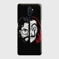 OPPO A9 2020 MONEY HEIST PROFESSOR Case