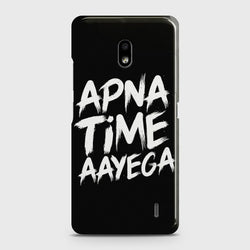 NOKIA 2.2 Apna Time Aayega Case