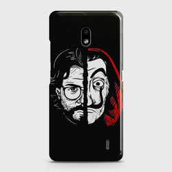 NOKIA 2.2 MONEY HEIST PROFESSOR Case