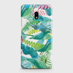 NOKIA 2.2 Retro Palm Leaves Case