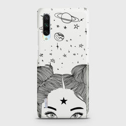 XIAOMI MI A3 Space Girl Case