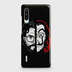 XIAOMI MI A3 MONEY HEIST PROFESSOR Case