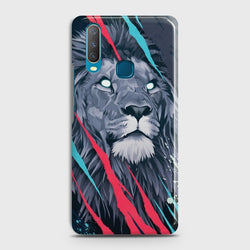 VIVO Y11 Abstract Animated Lion Case