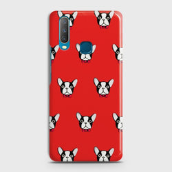 VIVO Y11 BOSTON TERRIER RED Case