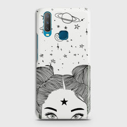 VIVO Y11 Space Girl Case
