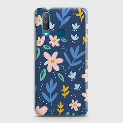 VIVO Y11 Colorful Flowers Case
