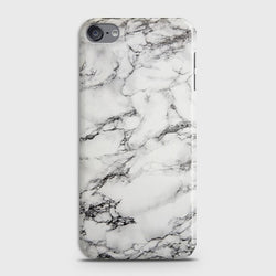 IPOD TOUCH 7 Trendy White Marble Case