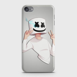 IPOD TOUCH 7 Marshmello Face Case