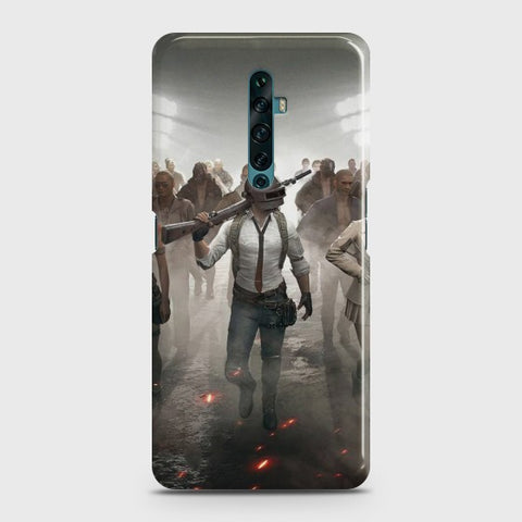 OPPO RENO 2F PUBG Unknown Players Case