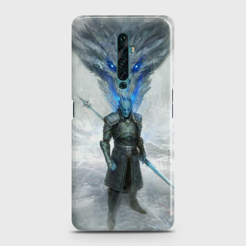 OPPO RENO 2F Night King Game Of Thrones Case
