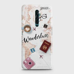 OPPO RENO 2F World Journey Case