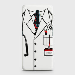 OPPO RENO 2F Doctor Costume Case