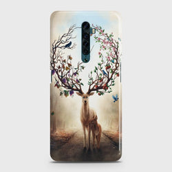OPPO RENO 2 Blessed Deer Case