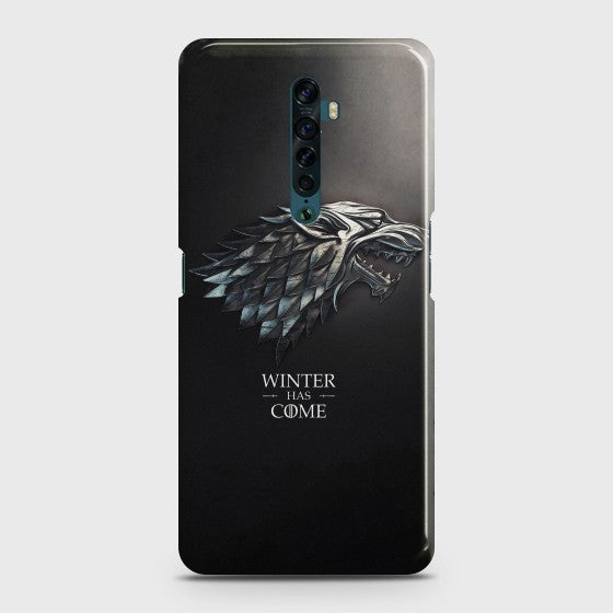 OPPO RENO 2 Winter Has Come GOT Case