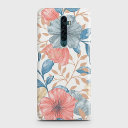 OPPO RENO 2 Seamless Flower Case