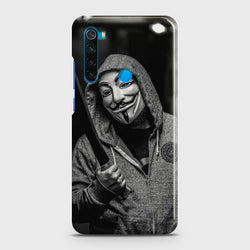 XIAOMI REDMI NOTE 8 Anonymous Joker Case