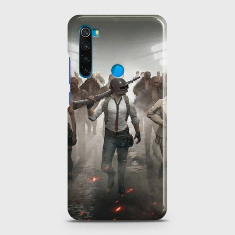 XIAOMI REDMI NOTE 8 PUBG Unknown Players Case