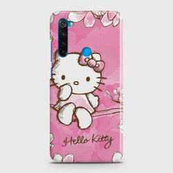 XIAOMI REDMI NOTE 8 Hello Kitty Cherry Blossom Case
