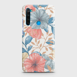 XIAOMI REDMI NOTE 8 Seamless Flower Case