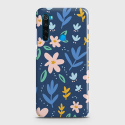 XIAOMI REDMI NOTE 8 Colorful Flowers Case