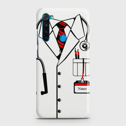 XIAOMI REDMI NOTE 8 Doctor Costume Case