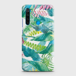 XIAOMI REDMI NOTE 8 Retro Palm Leaves Case
