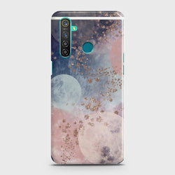 REALME 5 Animated Colorful design Case