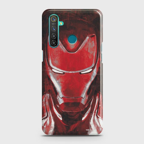 REALME 5 Iron Man Tony Stark Endgame Case