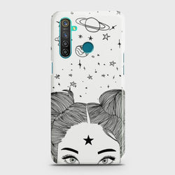 REALME 5 Space Girl Case