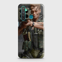 REALME 5 Ultimate John Matrix Case