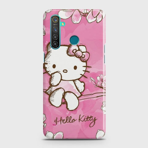 REALME 5 PRO Hello Kitty Cherry Blossom Case