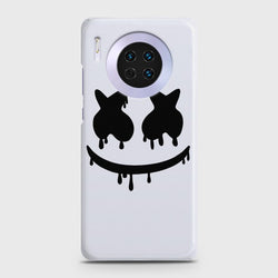 Huawei Mate 30 Marshmello Face Case