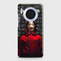 Huawei Mate 30 Money Heist Case